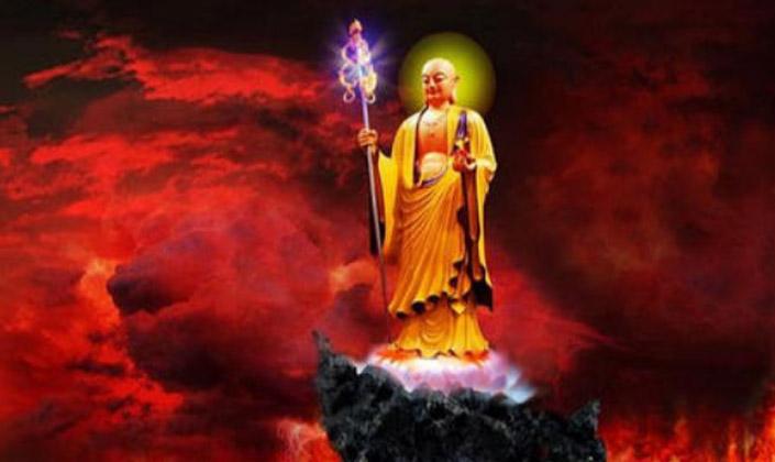 """为何是地藏菩萨,你弄明白了""""地藏""""的含义吗?"""