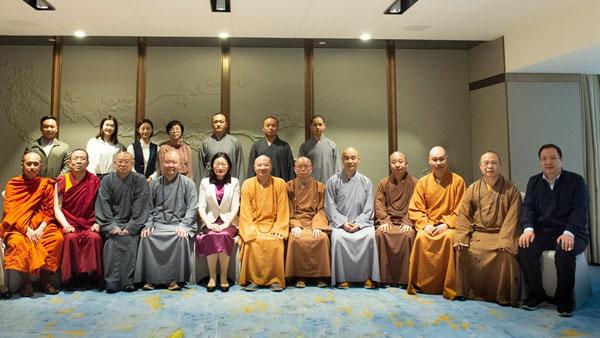 第二十三次中韩日佛教友好交流会议中方联络委员会议在广州举行
