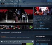 2D砍杀冒险《吸血鬼莱恩背叛》发售 Steam多半好评