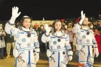 3位航天员太空出差都带了什么?