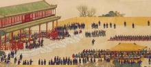 紫禁城里的春节:皇帝都爱看大戏,场面堪比春晚