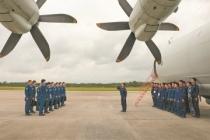 战鹰猎黑鲨:南部战区海军航空兵某团开展反潜训练