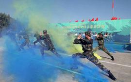 专题:第三届全国国防教育竞技大赛