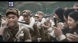 解放军解放西藏真实影像