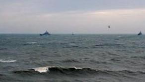 俄军在黑海演习:三个中队苏-25模拟攻击多艘军舰