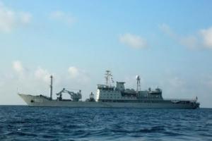 印尼:中国海军已抵达巴厘岛,帮助打捞失事潜艇