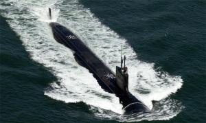 054A捕获美核潜艇并致其投降上浮?
