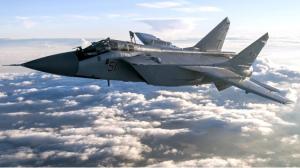 挪威空军巡逻机靠近俄边境,俄米格31升空拦截