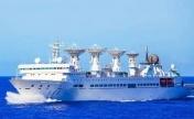 遠望6號船完成天舟二號貨運飛船海上測控任務