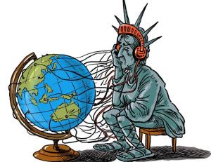 窃听风云!美国窃听欧洲盟友 丹麦何以成为帮凶