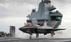英国放慢采购F-35战机两大原因曝光