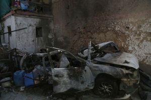 遭美军空袭阿富汗遇难者家属向美索赔