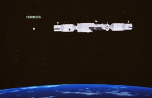 """中国空间站""""收货""""记——天舟三号对接成功"""