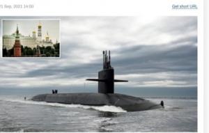 AUKUS将在太平洋深处部署核潜艇,充满敌意
