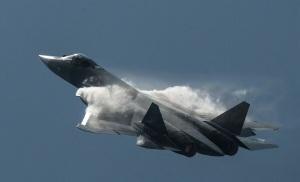 俄技集团驳斥美媒:苏-57在2027年列装将超70架