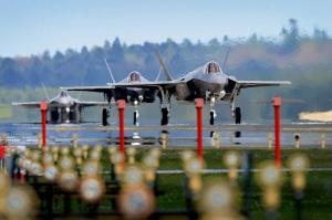 每日军情|F-35完成核武器验证,增强核打击能力