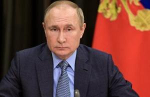 普京:坚决抵制为纳粹分子及其走狗暴行洗白的企图