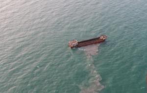 装船出海后离奇消失,废弃物去哪儿了?
