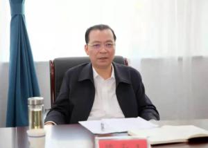 """兩天兩只""""政法虎""""!青海省檢察長蒙永山主動投案"""