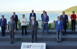 一张照片看出韩国国际地位?