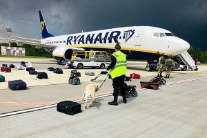 白俄罗斯将就瑞安航空公司事件寻求国际法律援助
