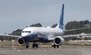 波音737MAX系列最大机型首飞