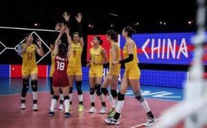中国女排3-0美国 七连胜收官!