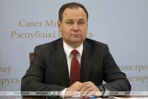 白俄罗斯总理称将对美国与欧盟的制裁进行反制