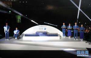 东京奥运会颁奖音乐、服装和领奖台