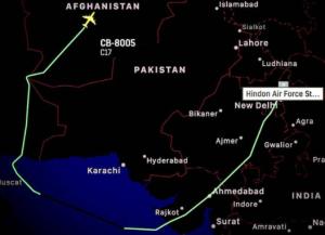 印度出動美制運輸機,向阿富汗輸送蘇制炮彈