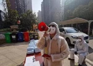 湖南张家界:所有居民小区实施封闭管理