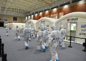 孙春兰在南京调研:坚决遏制疫情蔓延