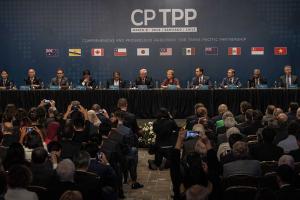 台媒:台当局已申请加入CPTPP 23日将发表声明