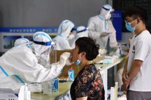 陕西新增2例外省游客核酸检测阳性病例