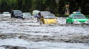 雨涝灾害致山西43.44万脱贫人口不同程度受灾