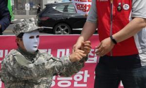 驻韩美军被控性侵韩女子 韩警方将其移交美军