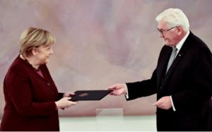 默克尔卸任,总统:德国现代史上最伟大的时期之一