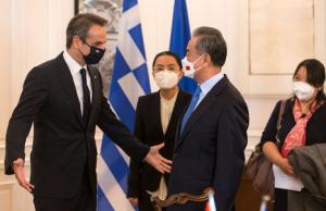 """希腊总理:从不认同国际上的反华、""""恐华""""论调"""