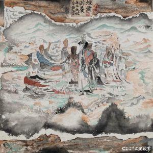 朴拙与浪漫并行,经典与重构同步——著名画家徐永生的中国画艺术带给我们的启示