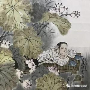 三美至,祥瑞生——读著名画家卢洪祥的笔墨意境
