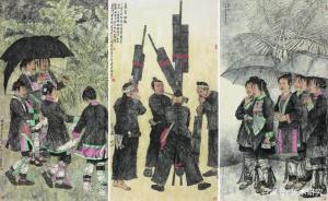 色不碍墨 墨不碍色——著名画家徐惠泉的墨彩世界
