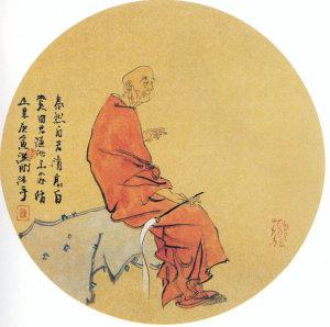 超然脱俗,飘逸洒脱——著名画家卢洪刚《十八罗汉图》欣赏