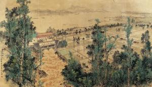 齐鲁丹青耀京华——山东画院五位画家被聘为中国国家画院研究员