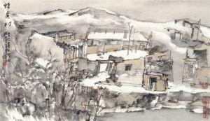 写生四方,与美相遇——著名画家贾荣志将自己的情、意、德、才、识、胆融入山川的意象之中