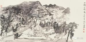 会心山水真如画——著名画家尤德民的山水情怀
