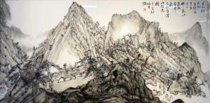 展新作,迎春归——著名画家陈全胜新作亮相泉城
