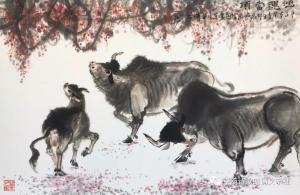 描绘十二生肖,写尽人间兴味——国家画院画家张军博生肖作品解读