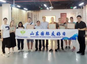 济南味儿,国际范儿——印象济南·泉世界积极推进国际化街区建设
