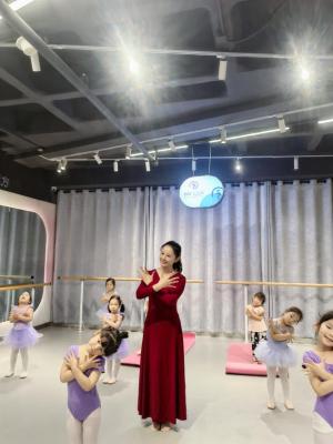 培根铸魂的美育践行者 ——专访济南市舞蹈家协会理事、青年舞蹈家杨莹