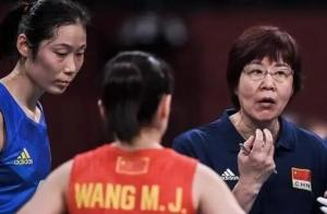 郎平:一场一场打 中国队还须要更铺开一点